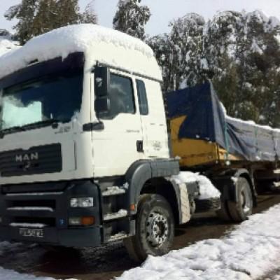 Eurl ALTRA TOUDES Algérienne de transports