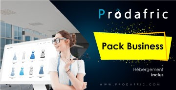 Site web (Pack Business)