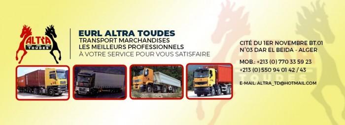 Algérienne des transports de marchandises